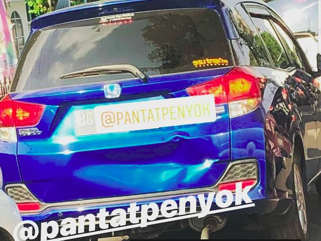Viral Bokong Mobilio Banyak yang Penyok, Ini Kata Honda