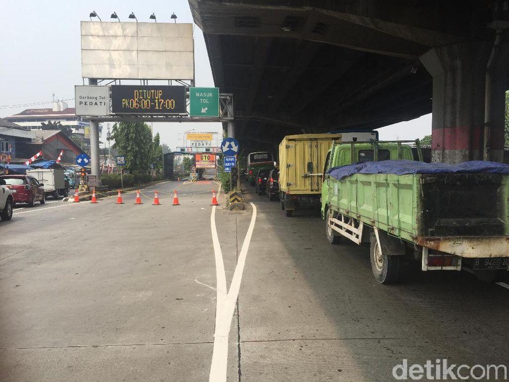Ini Alasan Penutupan Pintu Tol Hanya Dilakukan di 7 Gate