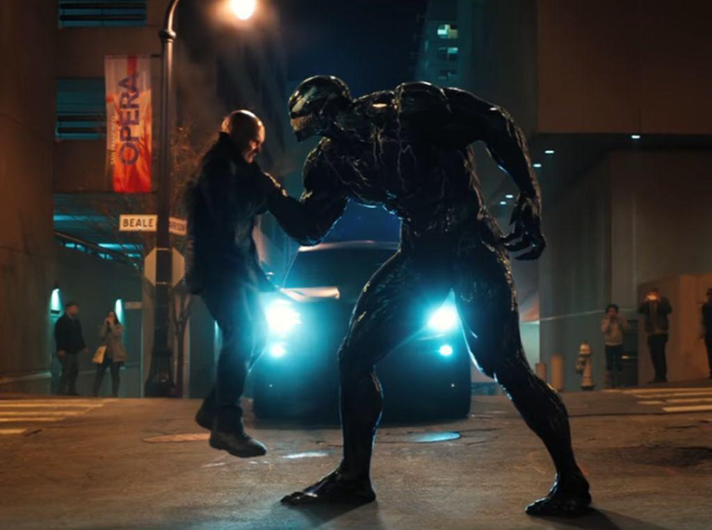 Kesuksesan Venom Menahan Hak Spider-Man Kembali pada Marvel?