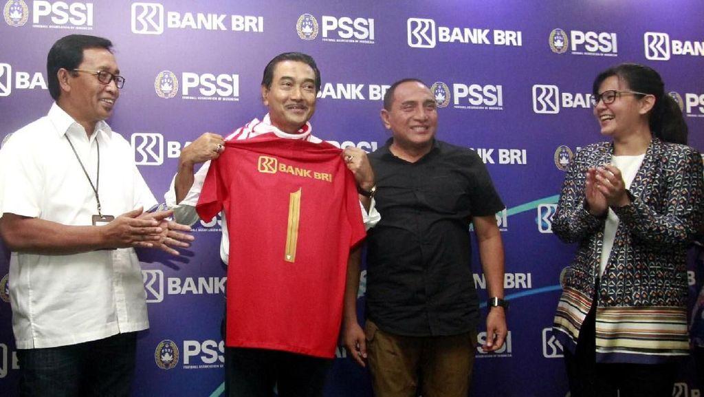 Dukung Sepakbola Indonesia, BRI Sponsori PSSI