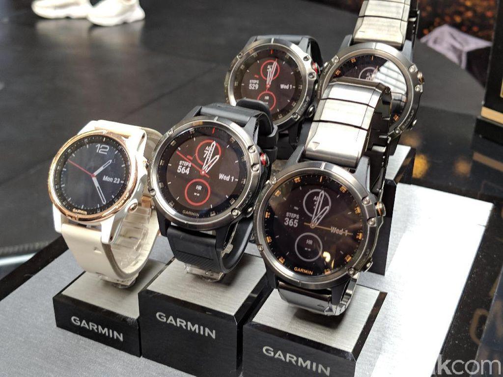 Garmin Rilis Smartwatch Seharga Motor