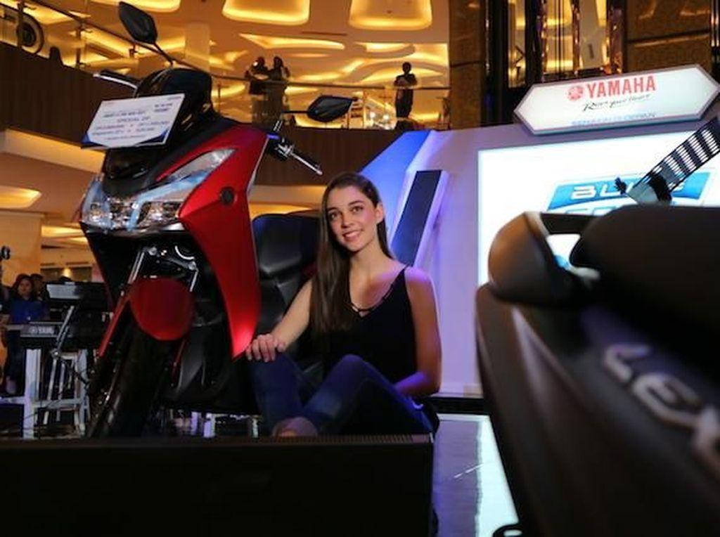 Shockbreaker Yamaha Lexi Sering Bocor?