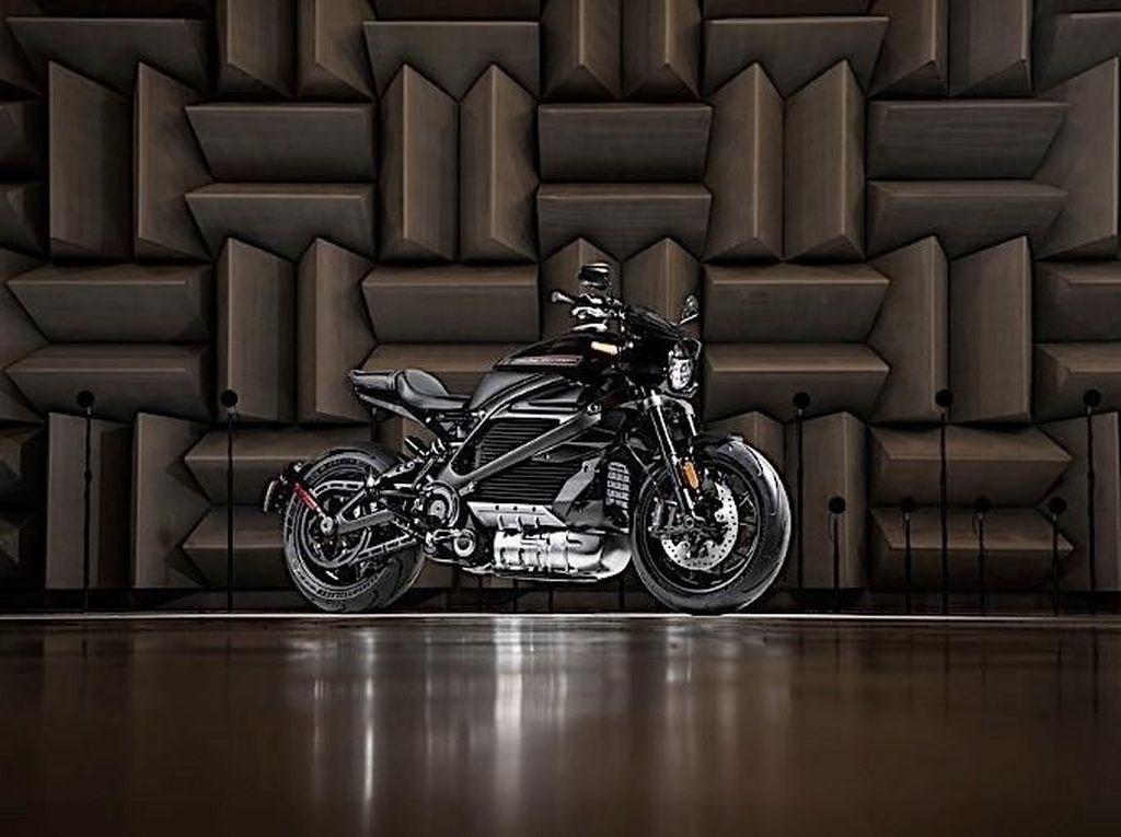 Harley-Davidson Listrik Mulai Dijual