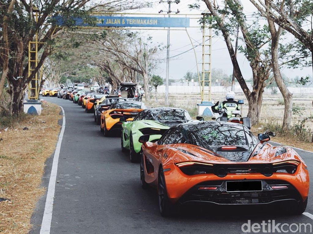 Meski Sedih, Pengguna Mobil Mewah Dukung Usul JK Setop Impor