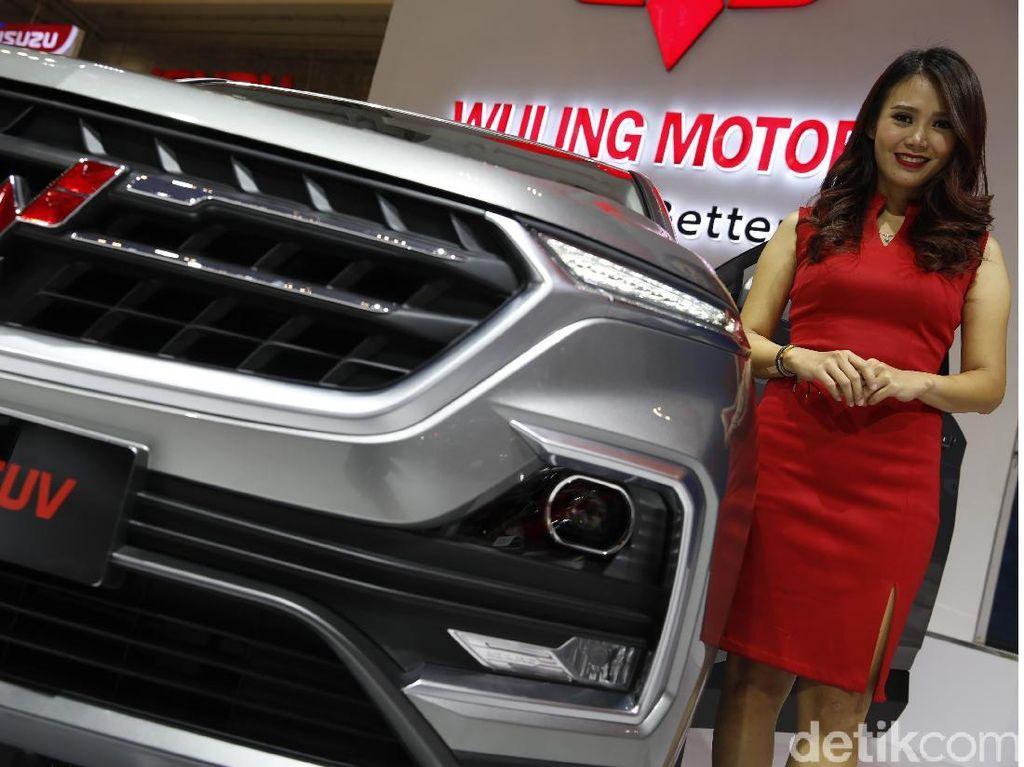 SUV Wuling: Calon Lawan Kuat Honda CR-V?