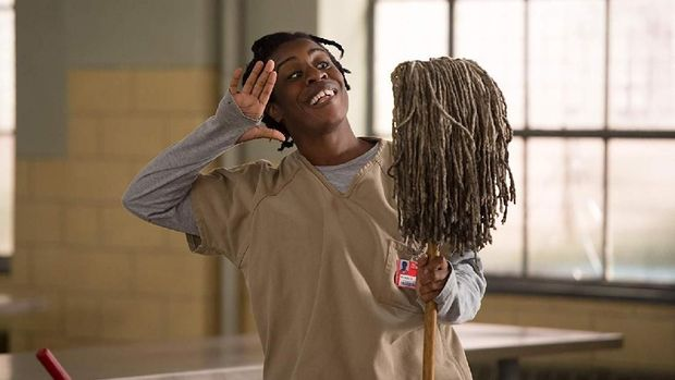 'Orange is The New Black', Kisah Brilian di Balik Jeruji