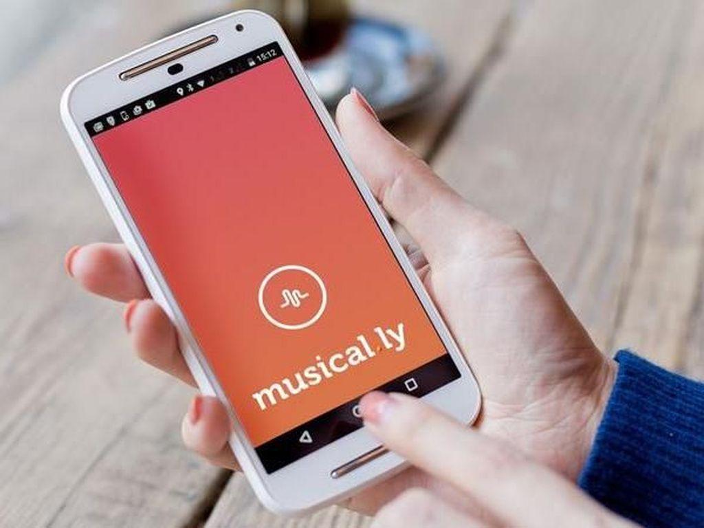 Ingin Seperti Facebook, Musical.ly Malah Dicaplok Tik Tok