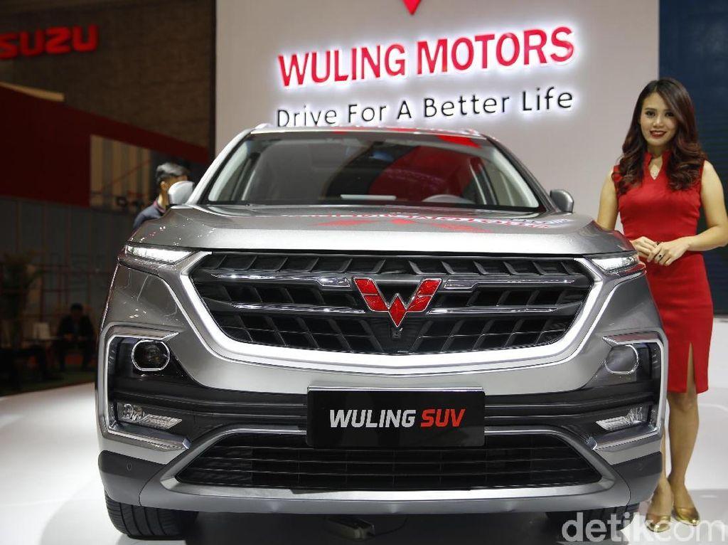 Baru Tahun Depan Meluncur, Ini SUV Wuling di GIIAS 2018