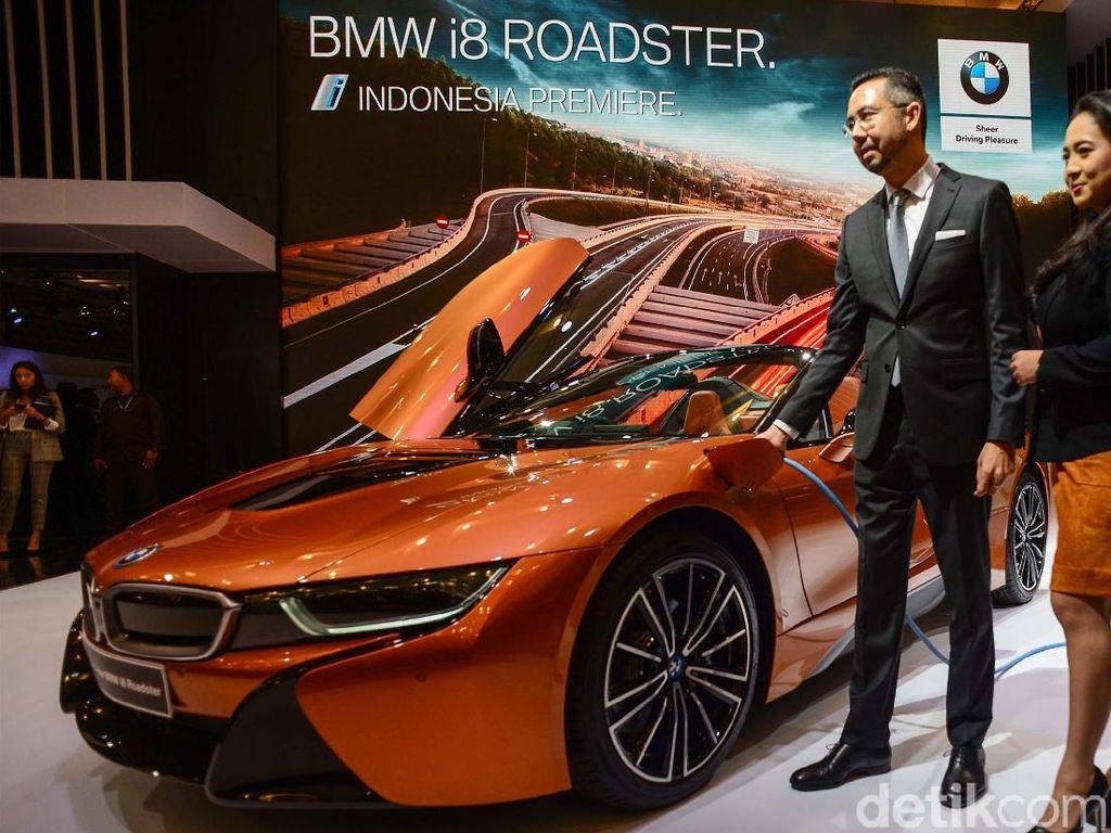 GIIAS 2018: BMW Klaim Jadi Produsen Pertama Pelopor Mobil Listrik