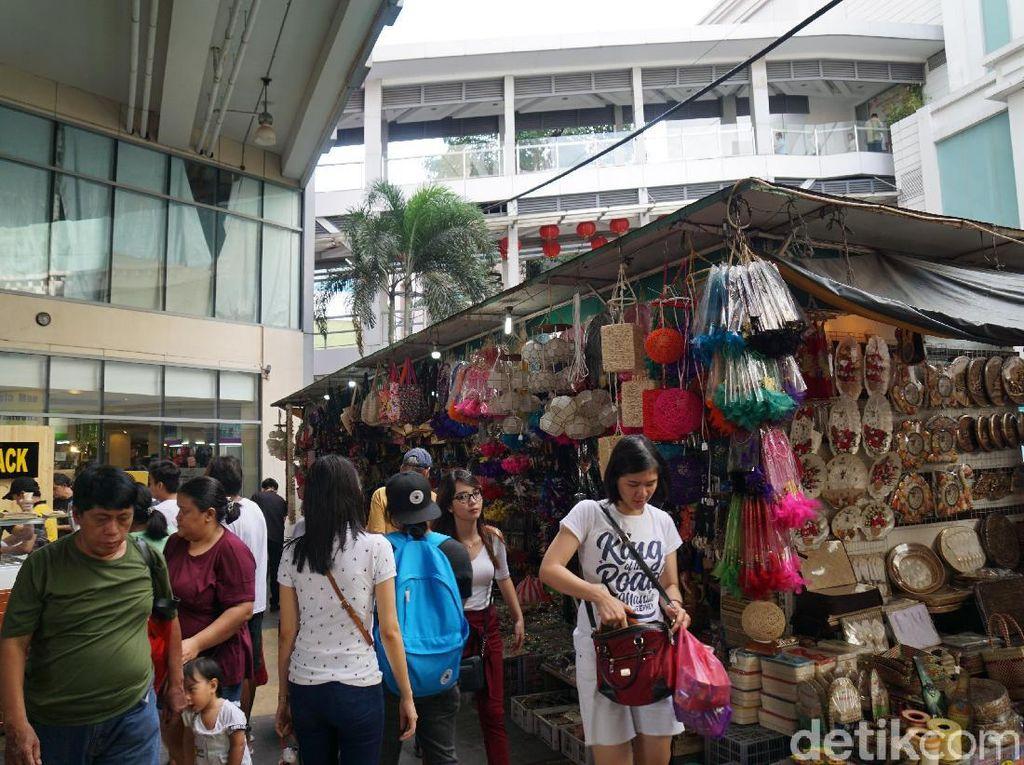 Tempat Belanja Oleh-oleh Murah di Filipina