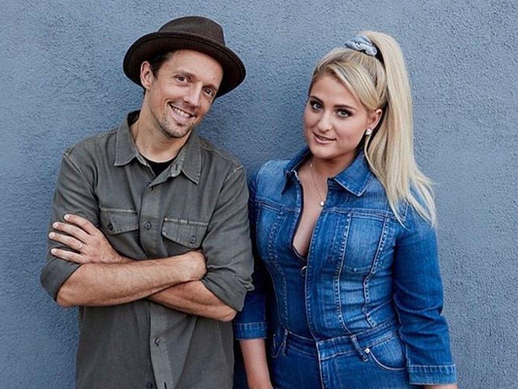 Jason Mraz dan Meghan Trainor yang Lebih dari Sekadar Teman