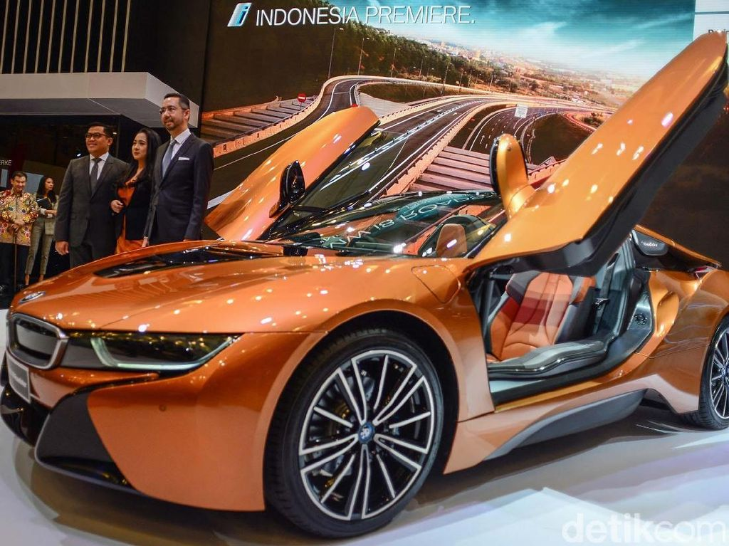 BMW: Kami Brand Paling Banyak Miliki Line-Up Mobil Ramah Lingkungan