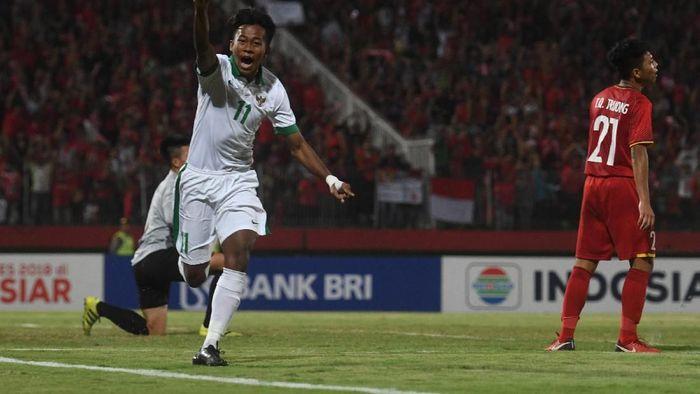 Indonesia kokoh di puncak klasemen Grup A Piala AFF U-16 2018 (Zabur Karuru/ANTARA FOTO)