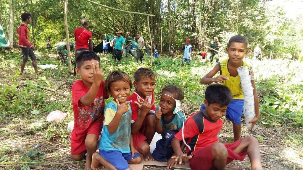 Potret Suku Terasing di Maluku yang 4 Warganya Mati Kelaparan