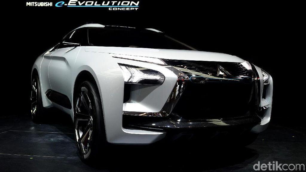 Ini Dia Mobil Listrik nan Pintar dari Mitsubishi