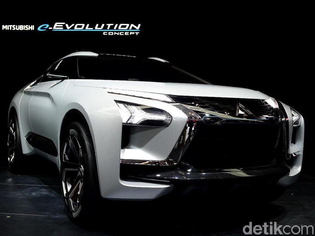 Terlalu Sempurna, Mitsubishi e-Evolution Tidak Bisa Diproduksi