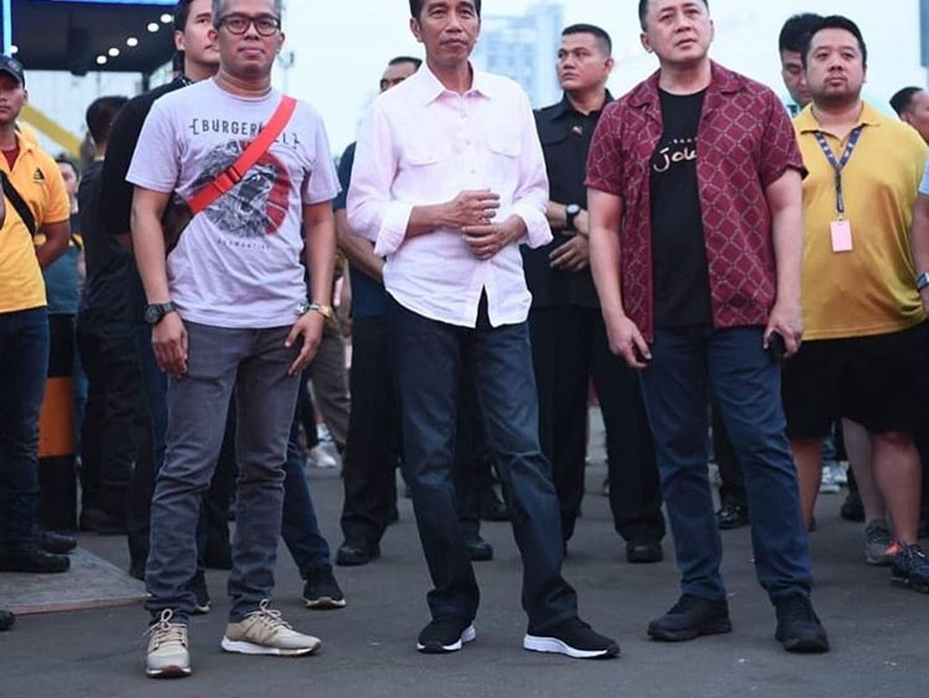 Sukses Bisnis Sepatu, Bos Nah Project Ngaku Bermodal Rp 5 Juta