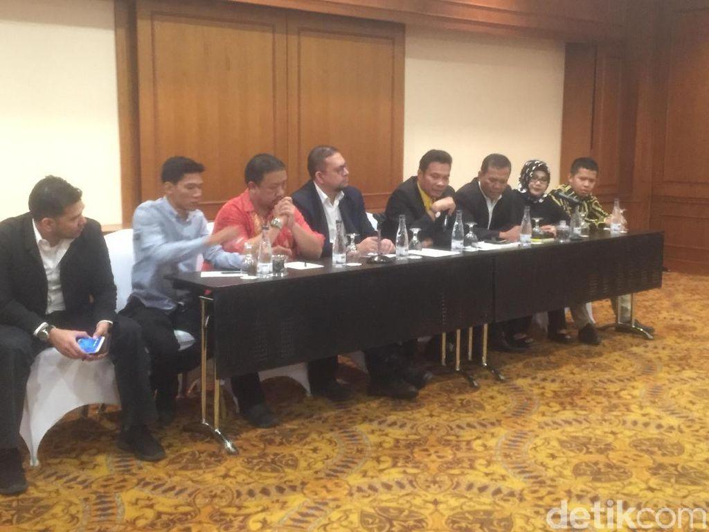 Projo Karya Deklarasi Dukung Airlangga Jadi Cawapres Jokowi
