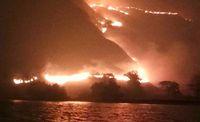 Cerita Saksi yang Melihat Gili Lawa Kebakaran