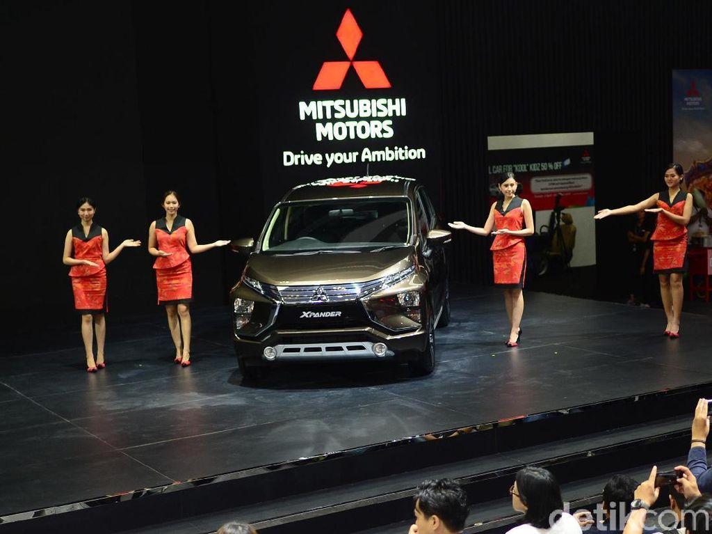 Mitsubishi Xpander Mobil Terbaik Indonesia