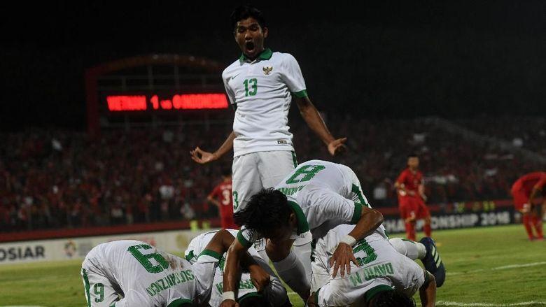 Piala AFF U-16: Indonesia vs Timor Leste Masih Tanpa Gol di Babak I