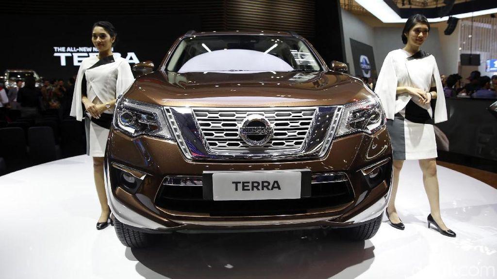 Tampang Sangar Nissan Terra Sang Penantang Fortuner