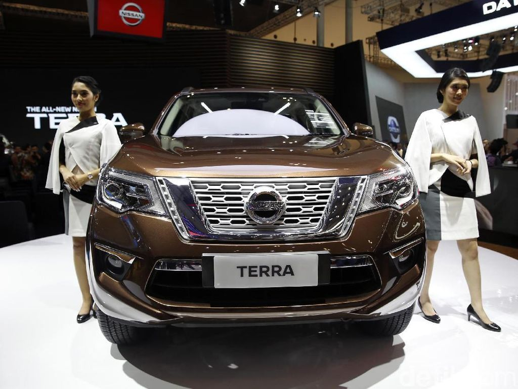 SUV Nissan Buat Dobrak Dominasi Fortuner dan Pajero Sport