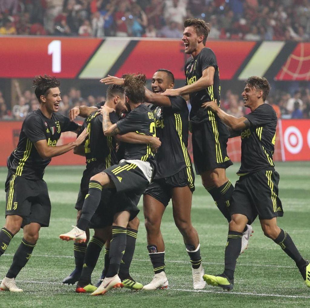Bersama Ronaldo, Juventus Tanpa Lawan di Serie A?