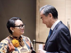 Menlu China Akan Kunjungi Indonesia, Dijadwalkan Ketemu Jokowi-Luhut