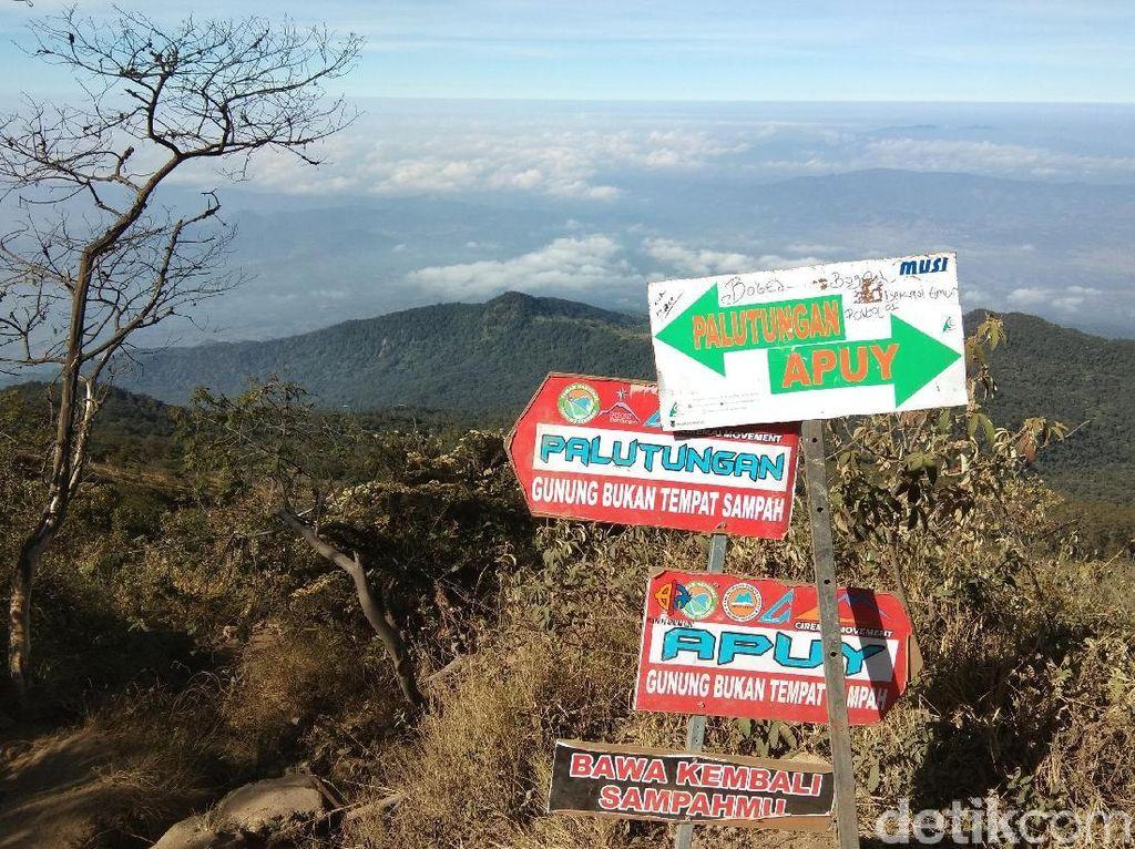 Jalur Pendakian Gunung Ciremai Dibuka, Ini Syarat dan Ketentuannya