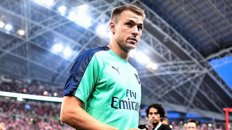 Ramsey: Arsenal Urung Tawarkan Kontrak Baru
