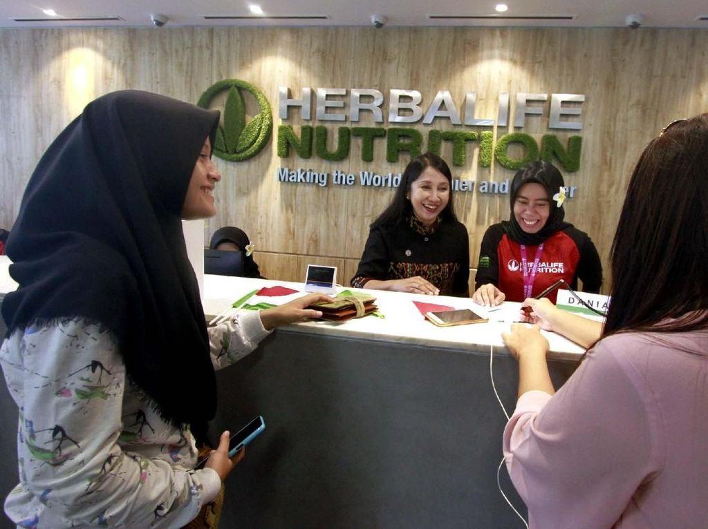 Herbalife Resmikan Kantor Pusat