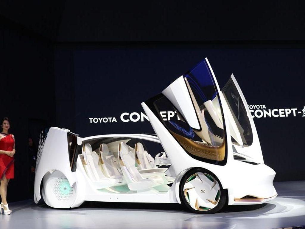 GIIAS 2018: Yuk Kenalan dengan Mobil Masa Depan Toyota