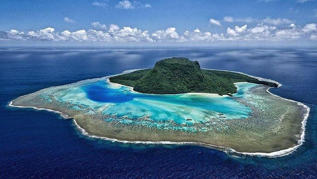 Potret Fiji, Negara Indah yang Dikunjungi Pangeran Harry