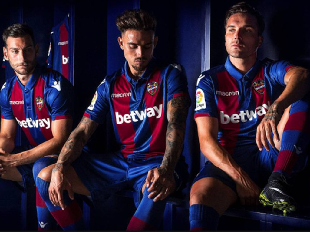 Jersey Baru Klub-klub Liga Spanyol Musim 2018/2019