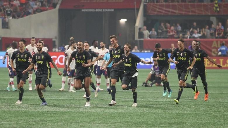 Kalau Mau, Juventus Bisa Juara Liga di Februari