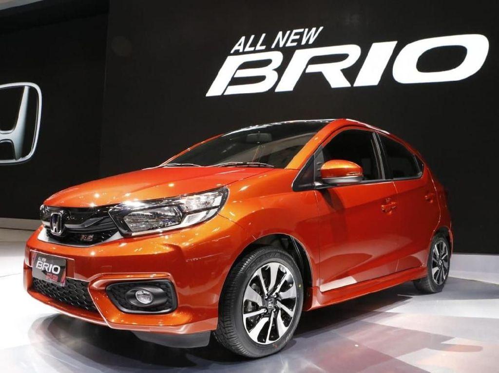 Bikin Pangling, Beda Honda Brio Model Baru dan Lama