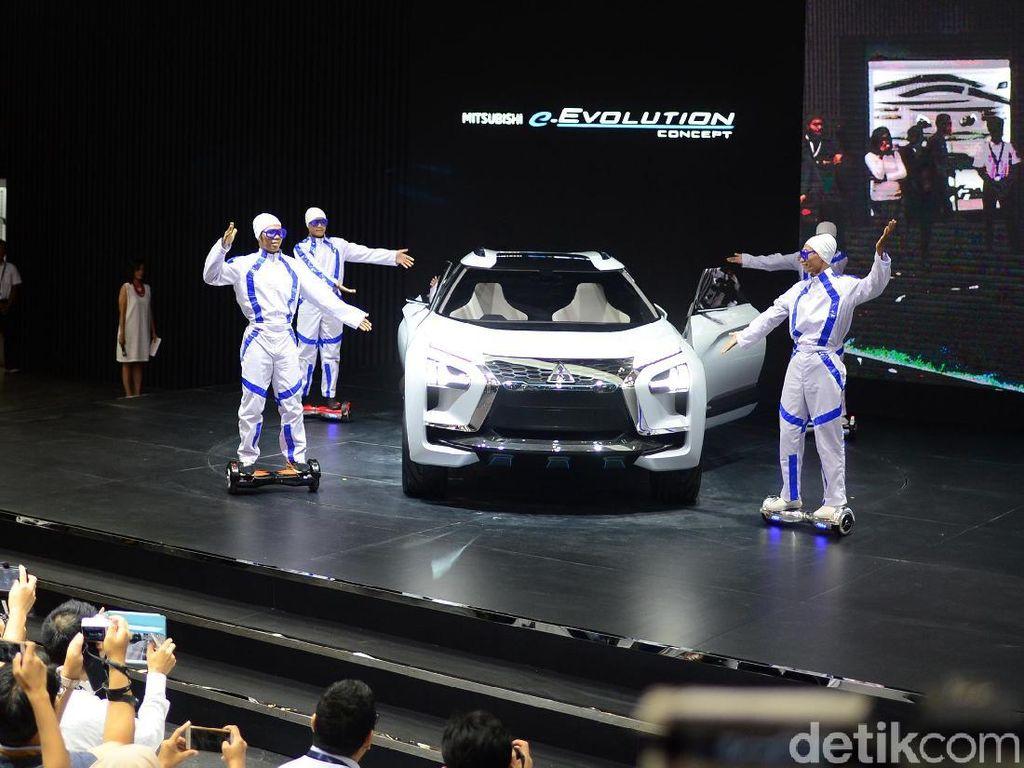 Mitsubishi Berencana Bikin Mobil Listrik Setara Harga Terios, Rush Cs