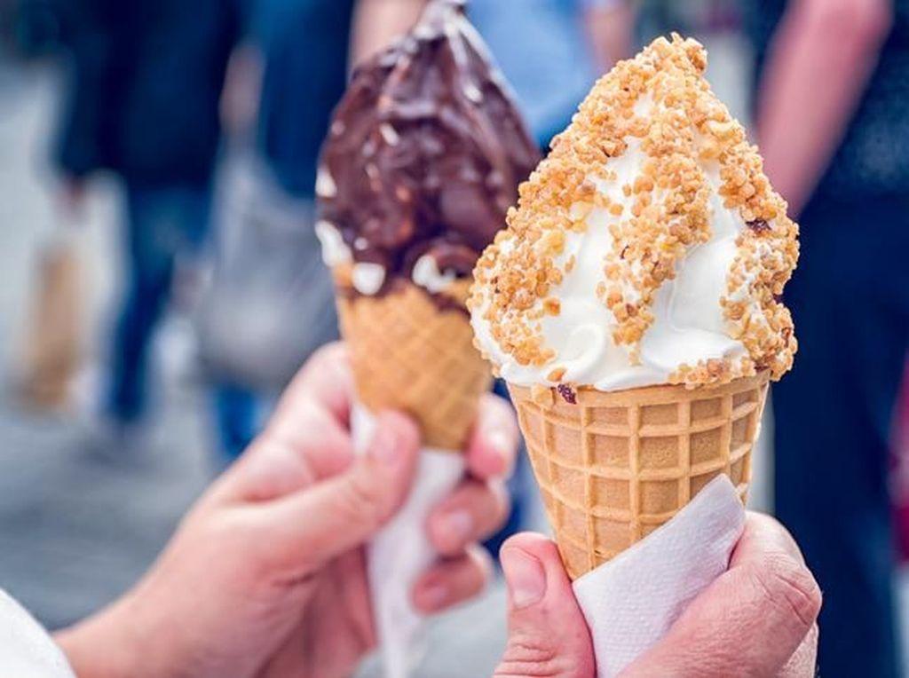 Ini Bedanya Soft Ice Cream dengan Hard Ice Cream