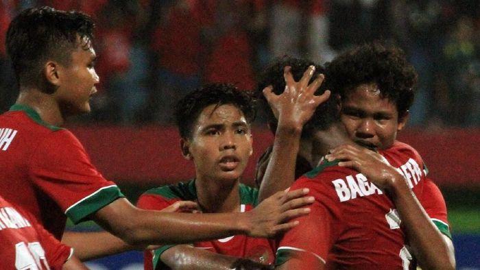 Timnas Indonesia U-16 akan menghadapi Malaysia di semifinal Piala AFF U-16, Kamis (9/8/2018). (Foto: dok.PSSI)