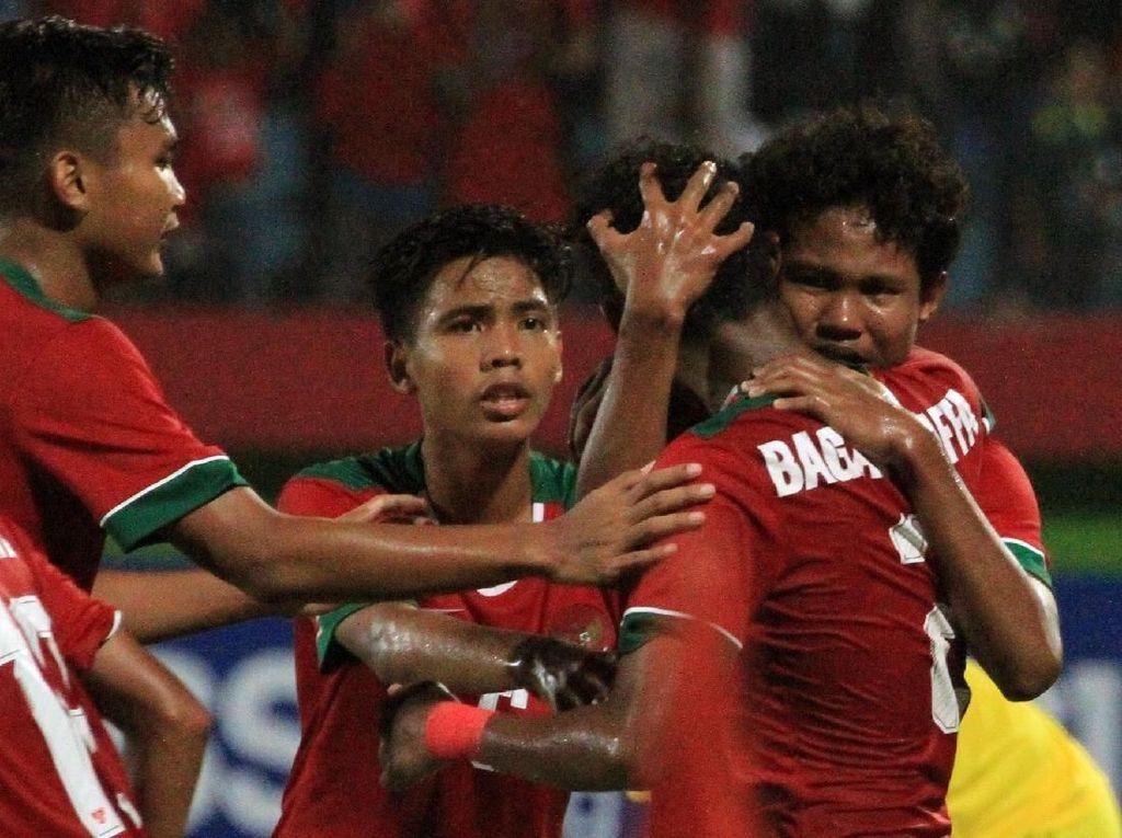 Piala AFF U-16: Ini Prediksi Timnas Indonesia vs Malaysia
