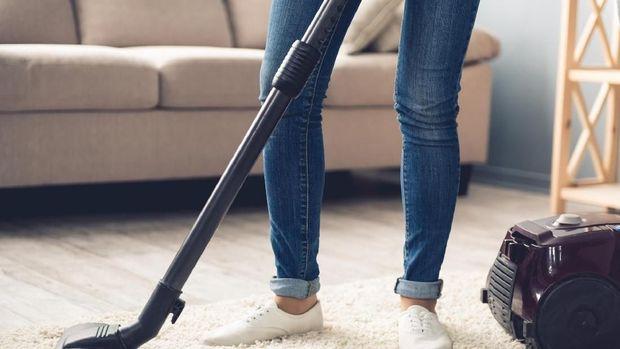 Ilustrasi pekerjaan rumah tangga