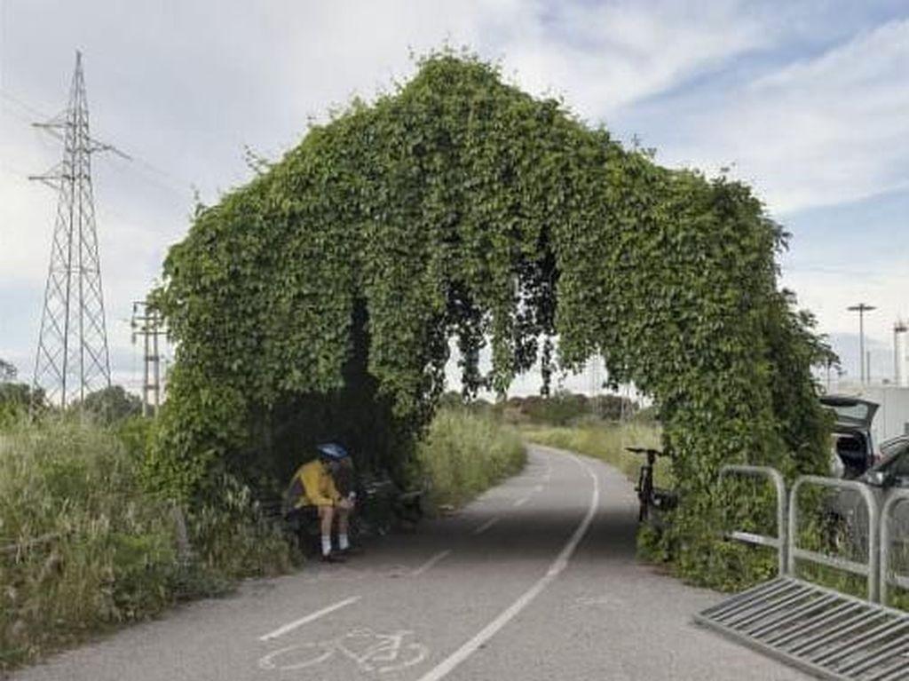 Apiknya Jalur Sepeda yang Menembus Roma