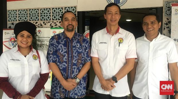 Ketua BOPI Richard Sam Bera memberikan izin gelaran Liga 1 2019. (