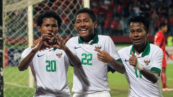 Piala AFF U-16: Head-to-Head Indonesia Vs Malaysia
