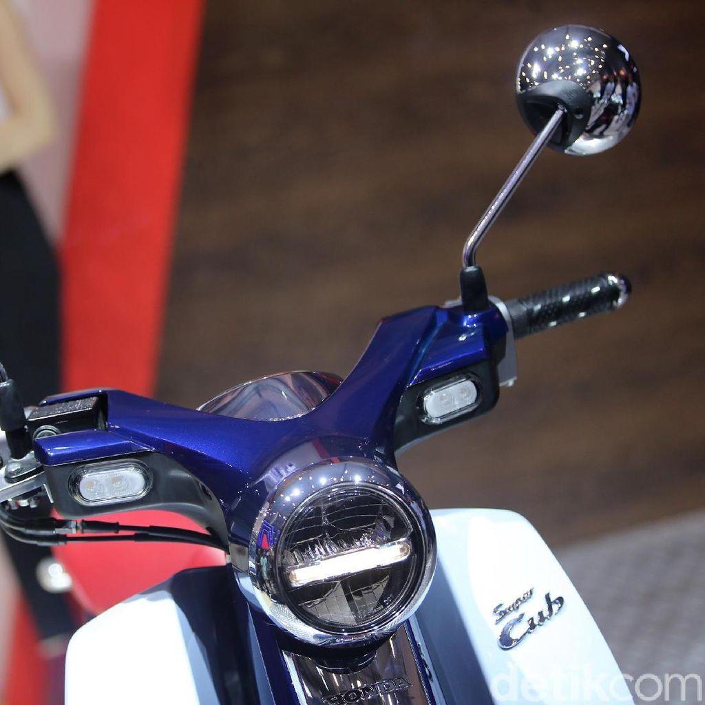 Inden Honda Cub Tidak Sampai Akhir Tahun 2019