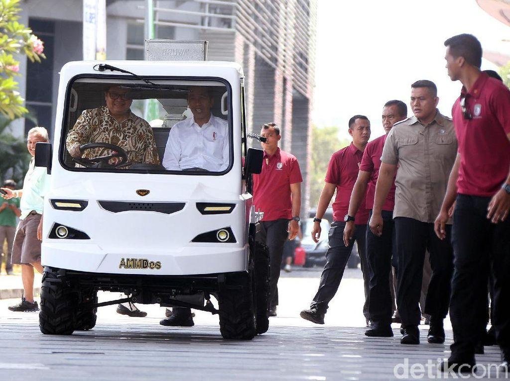Jokowi Yakin Mobil Ndeso Bisa Sukses