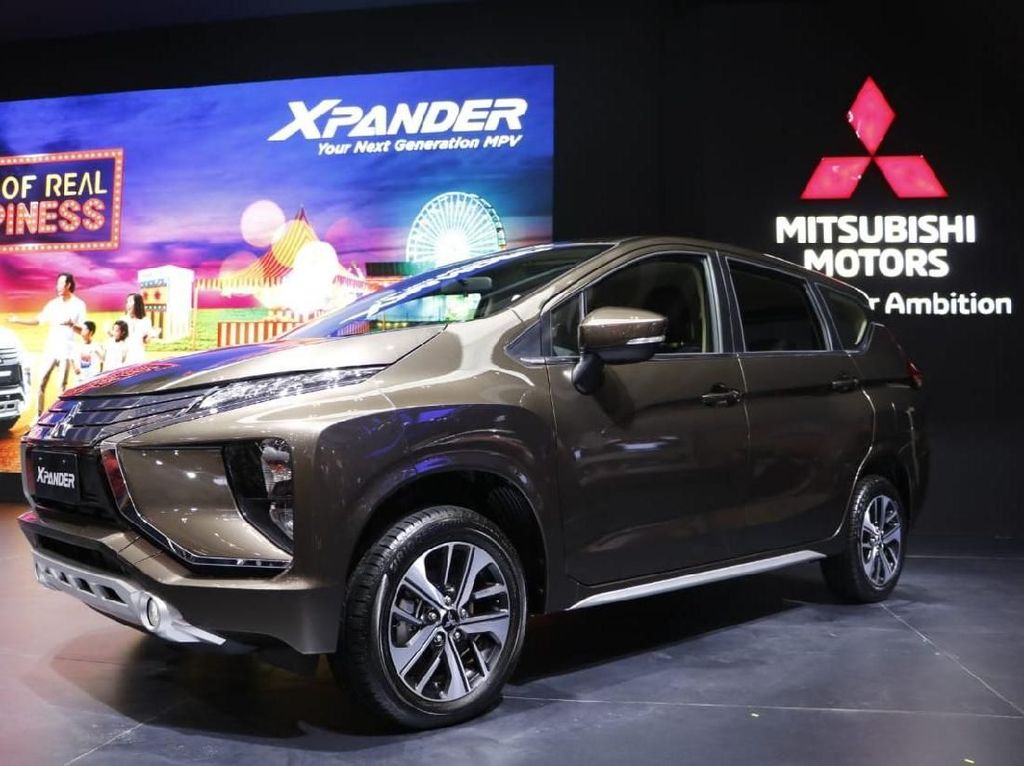 GIIAS 2018: Mitsubishi Rilis 2 Varian Baru Xpander