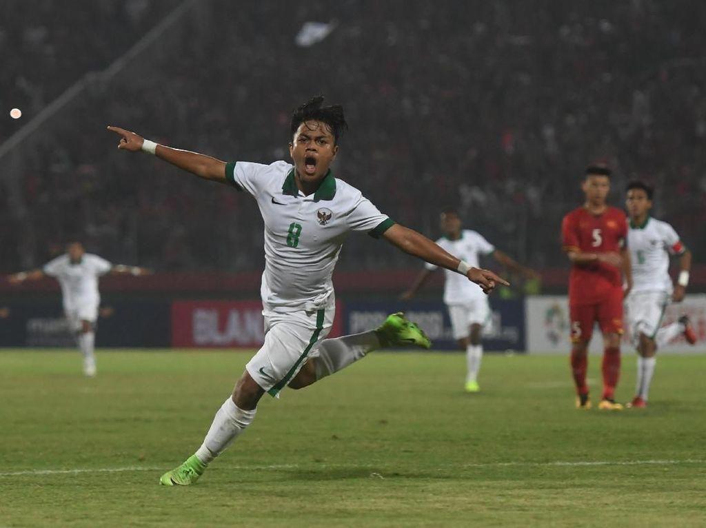 Klasemen Piala AFF U-16: Indonesia dan Thailand Kuasai Puncak