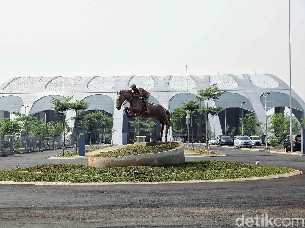 Video: Venue Berkuda Terbaik Se-Asia yang Diresmikan Anies